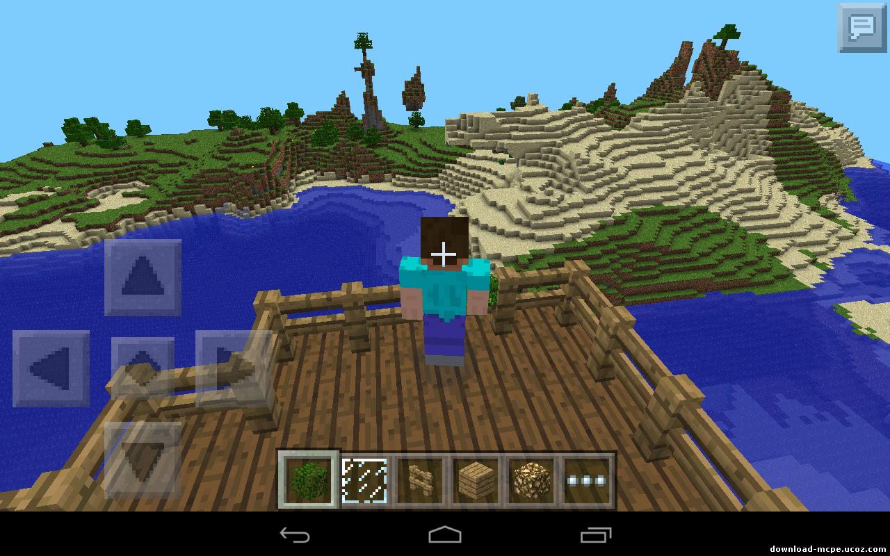 Скачать Minecraft PE 1.1 (Полная версия) для Android ...